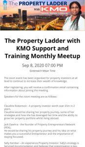 Kudirat's monthly meet up